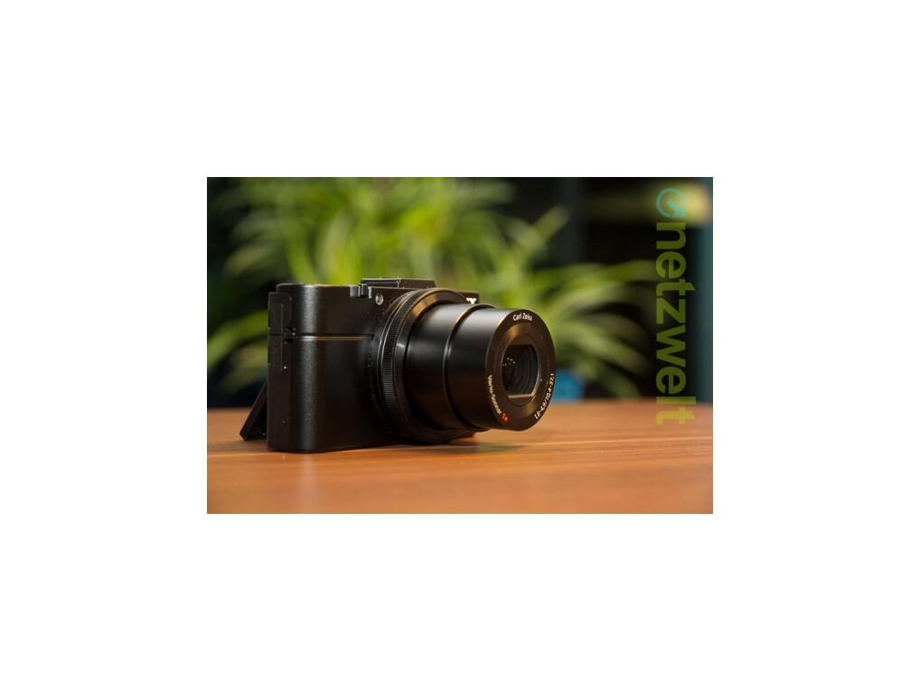 Sony Cyber-shot RX100 II: Premium-Kompaktkamera im Test - NETZWELT