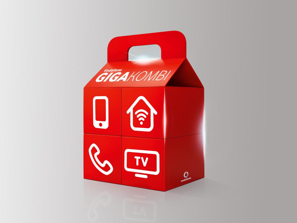 Vodafone GigaKombi: Voraussetzungen und Vorteile erklärt