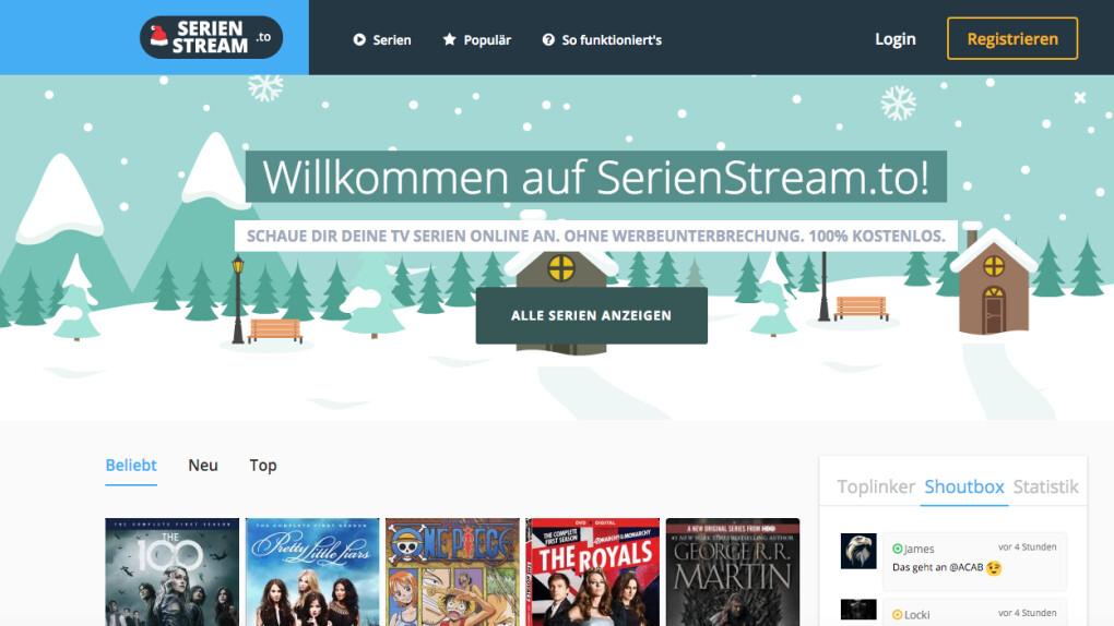 Serienstreamto Webseite Für Vodafone Kunden Gesperrt