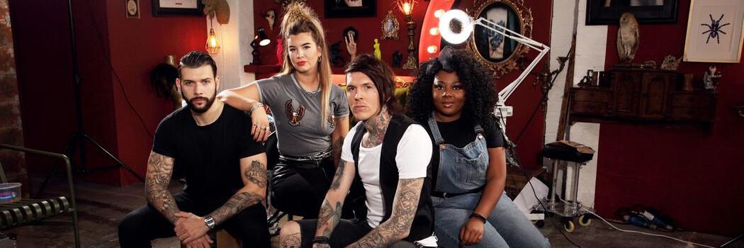 Tattoo Fixers Die Cover Up Profis Im Tv Live Stream Und Online
