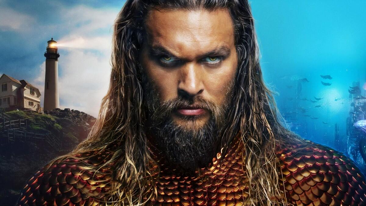 "Jason Momoa returns in ""Aquaman and the Lost Kingdom"" back"