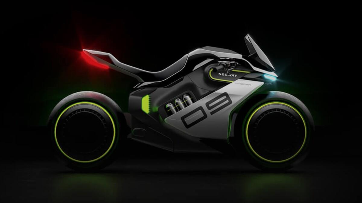 Das Design könnte futuristischer nicht sein und aus dem Videospiel Cyberpunk 2077 stammen.