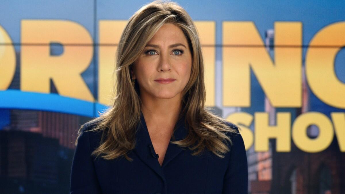 """The Morning Show"": Jennifer Aniston"