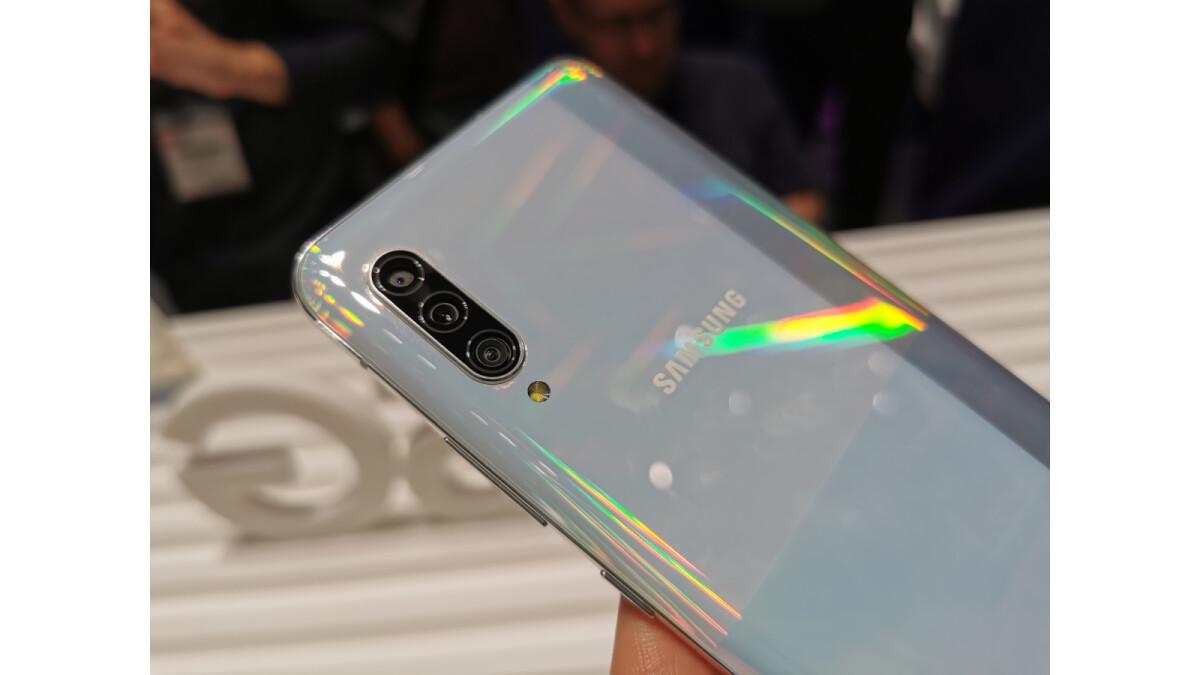 Samsung Galaxy A90 Im Kurztest Das Bietet Das Günstige 5g Handy Netzwelt