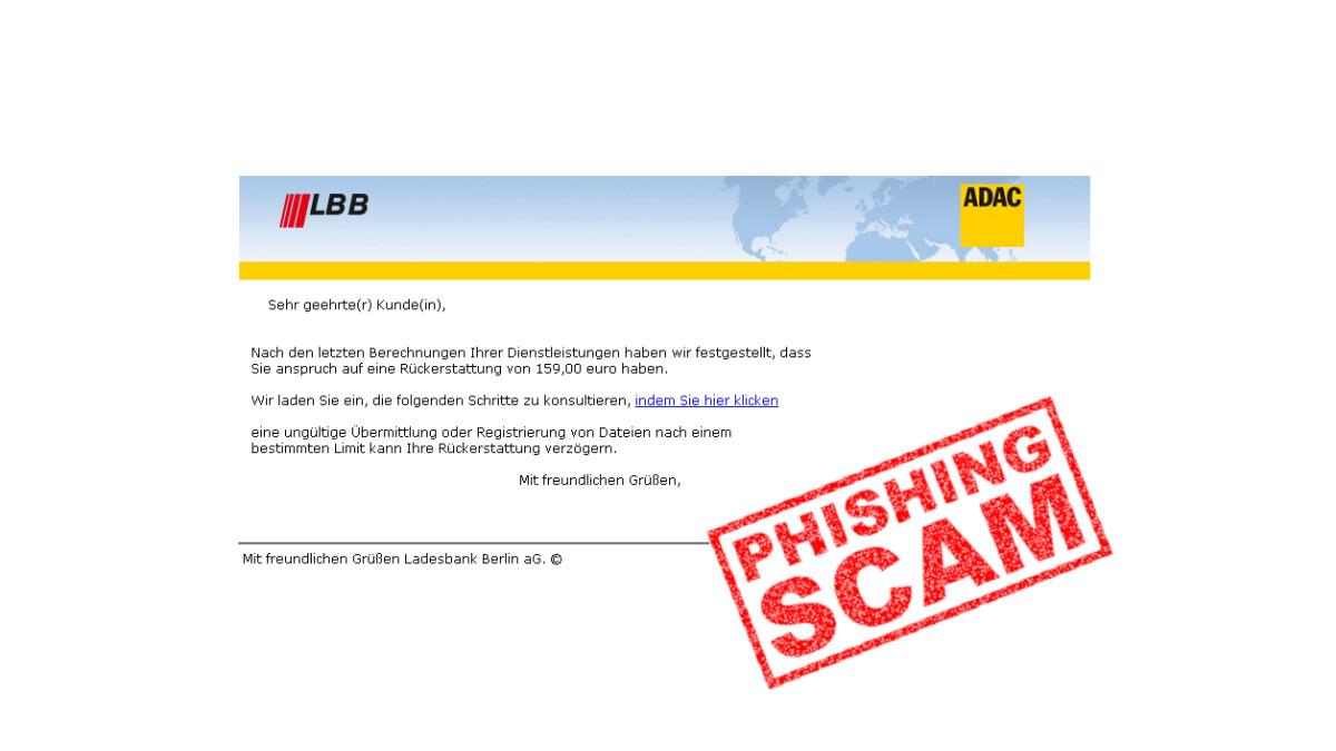 Phishing Verbraucherzentrale