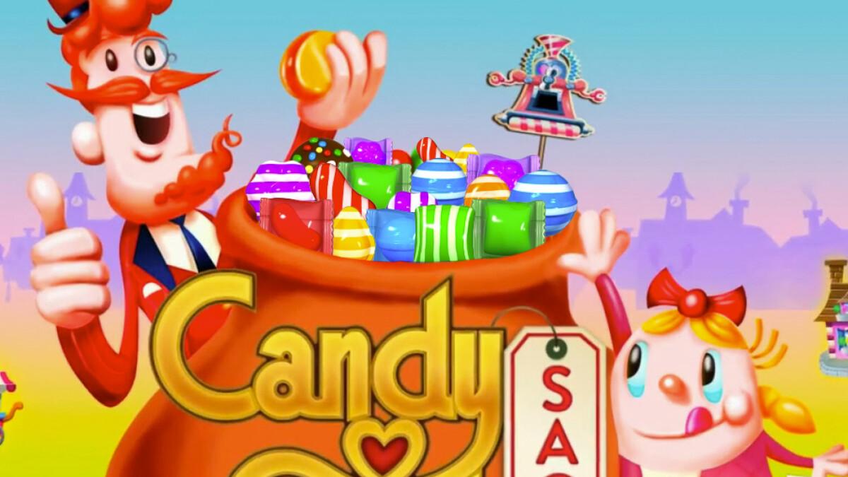 Netzwelt Candy Crush