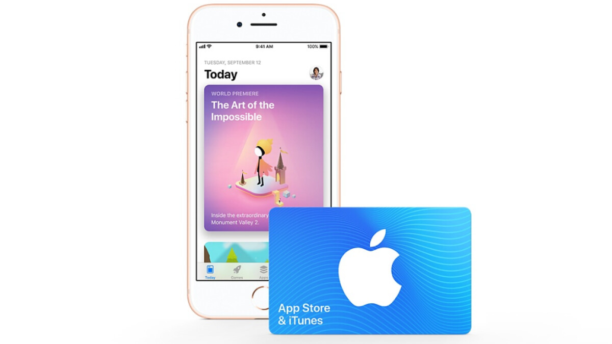 We'll show you where you can get iTunes cards or codes cheaper at the moment.