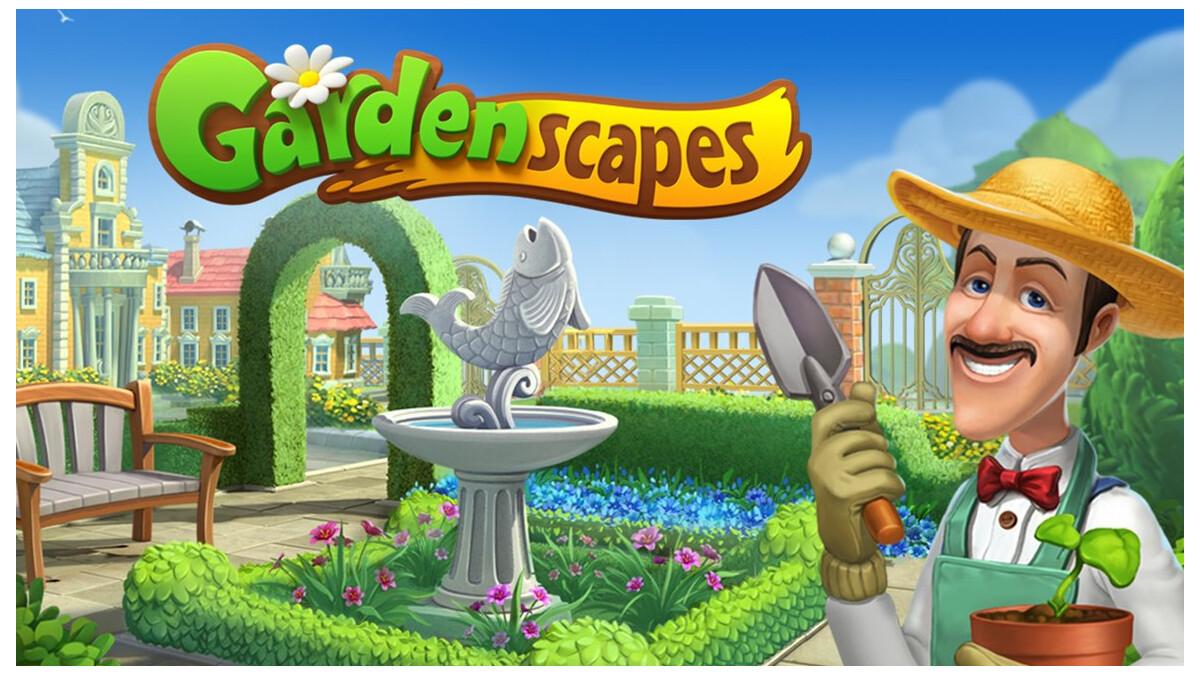 Gardenscapes Münzen