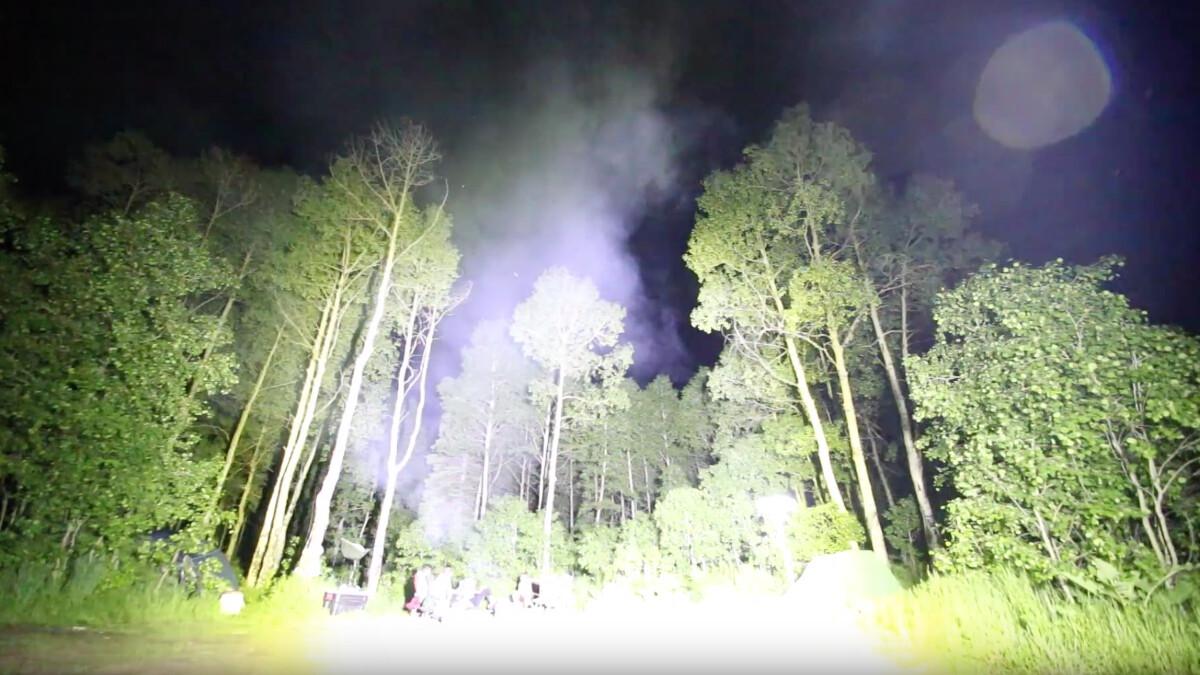 Video So Hell Scheint Die Starkste Taschenlampe Der Welt Netzwelt