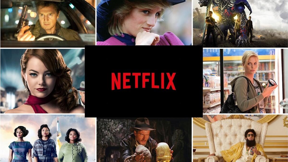 Netflix Titel Werden Abgerufen