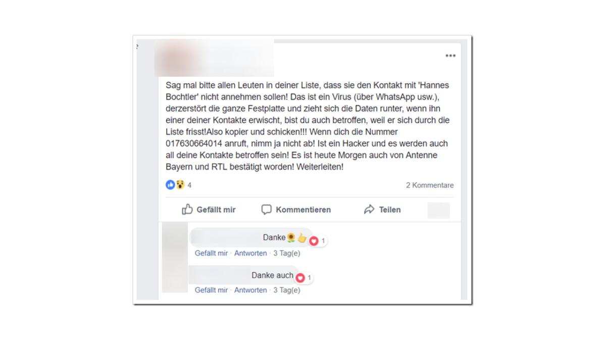 Mimikama Hannes Bochtler