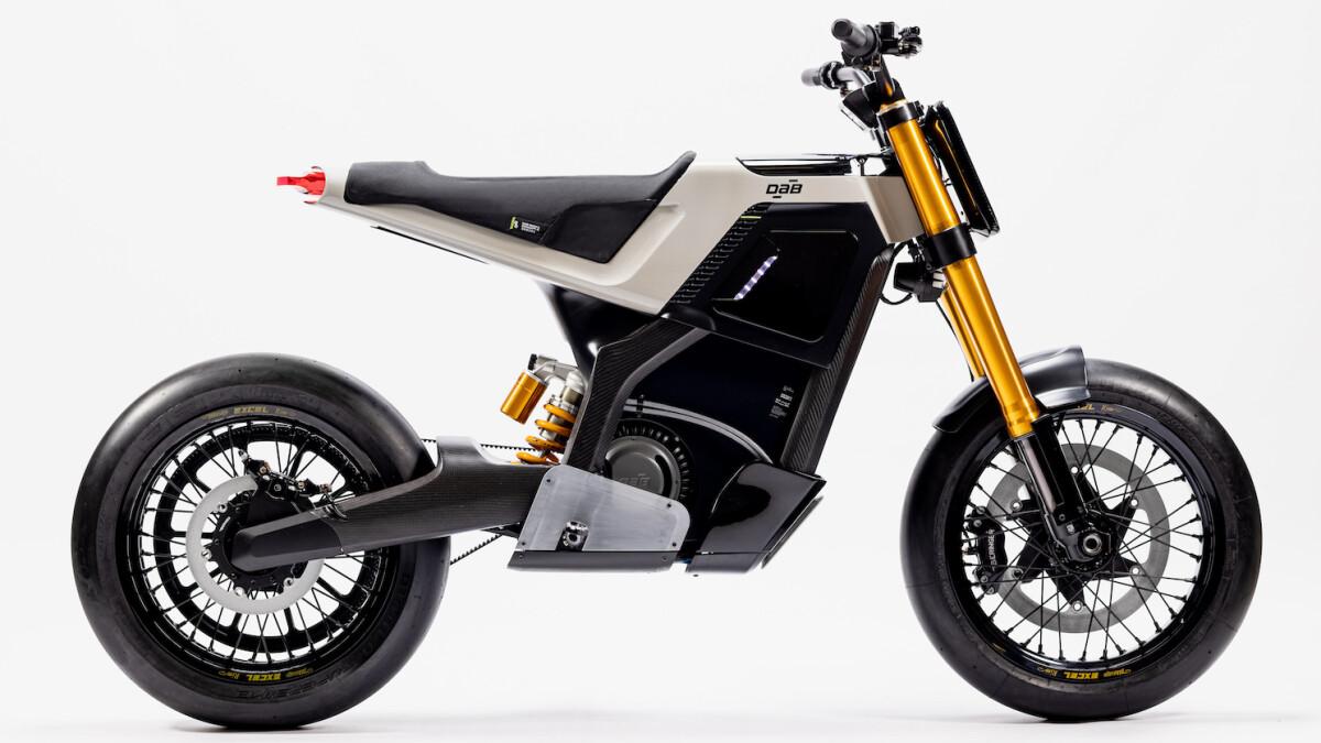 Das Elektromotorrad Concept-E soll den Hersteller den Weg in Richtung Zukunft weisen.