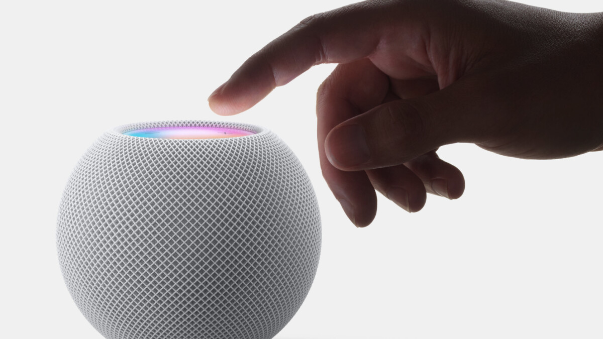 The HomePod Mini is not as loud as the large HomePod.  For that the price is also much lower.