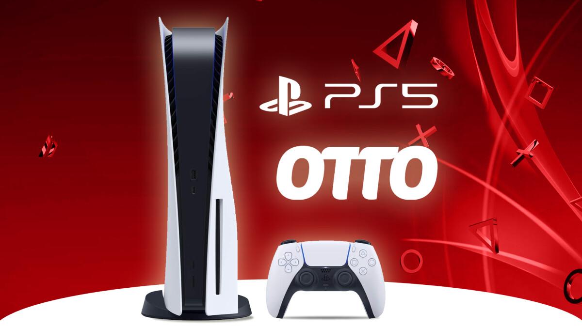 Se disponibile, puoi proteggere la tua PS5 da Otto.