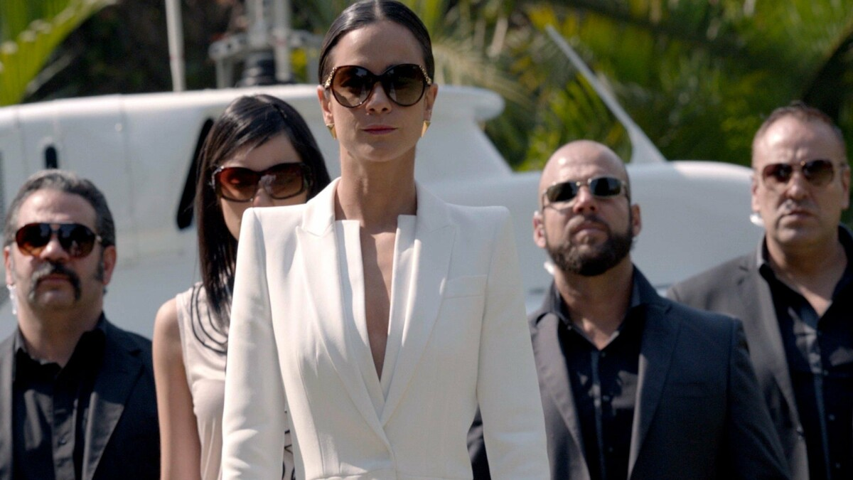 Queen Of The South Staffel 5 James