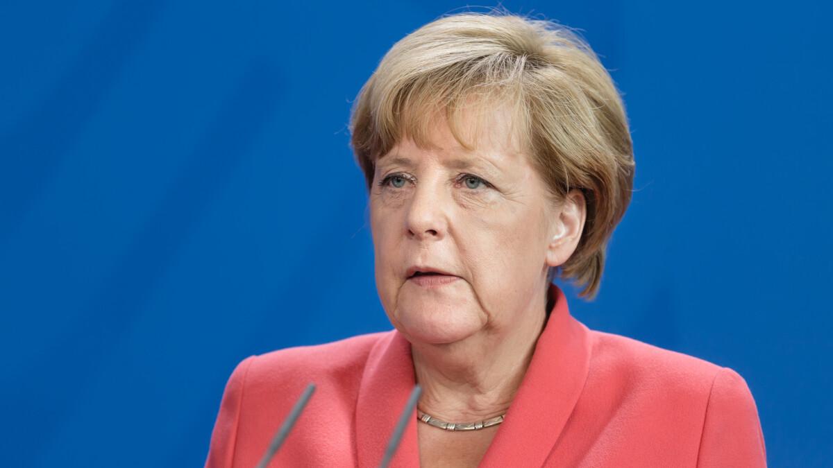 Merkel Heute Live
