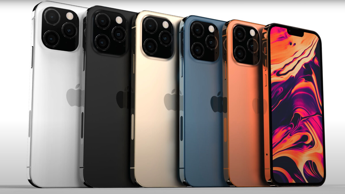 The iPhone 13 should appear in new colors, the camera should protrude less.