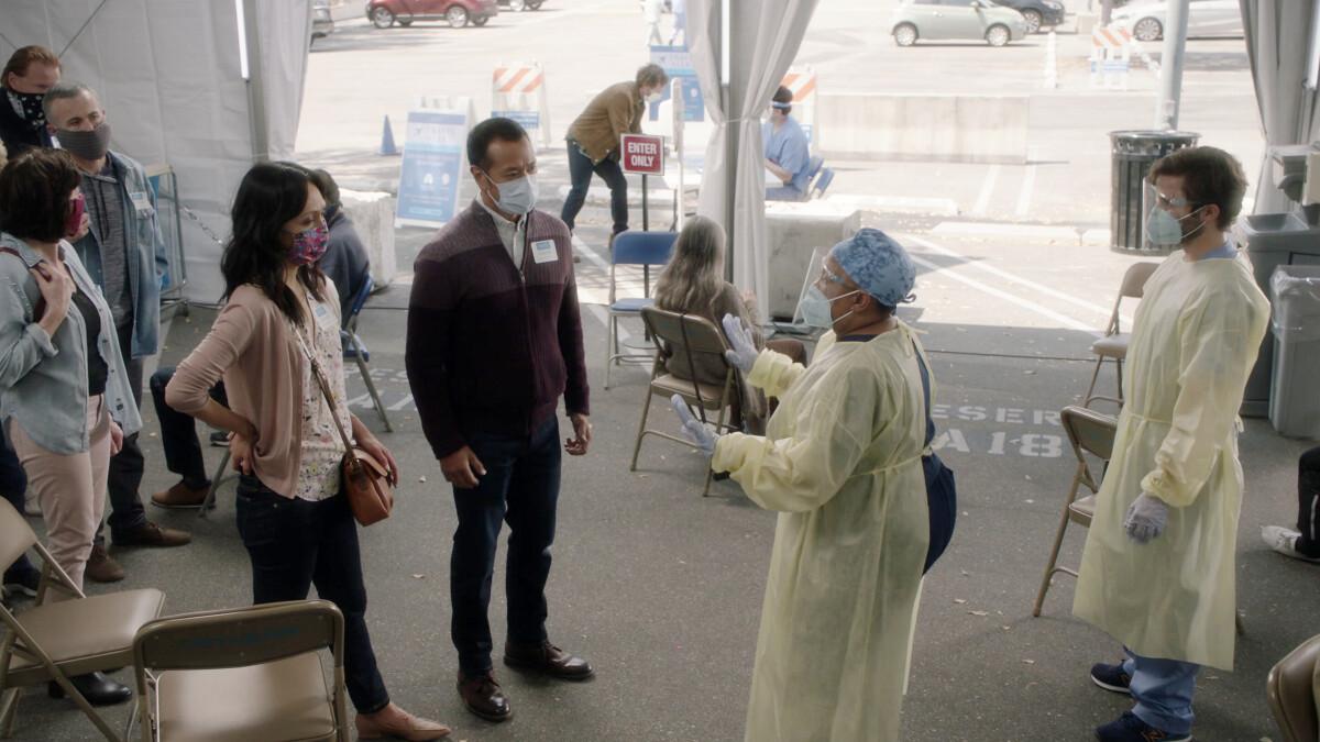 12 Staffel GreyS Anatomy