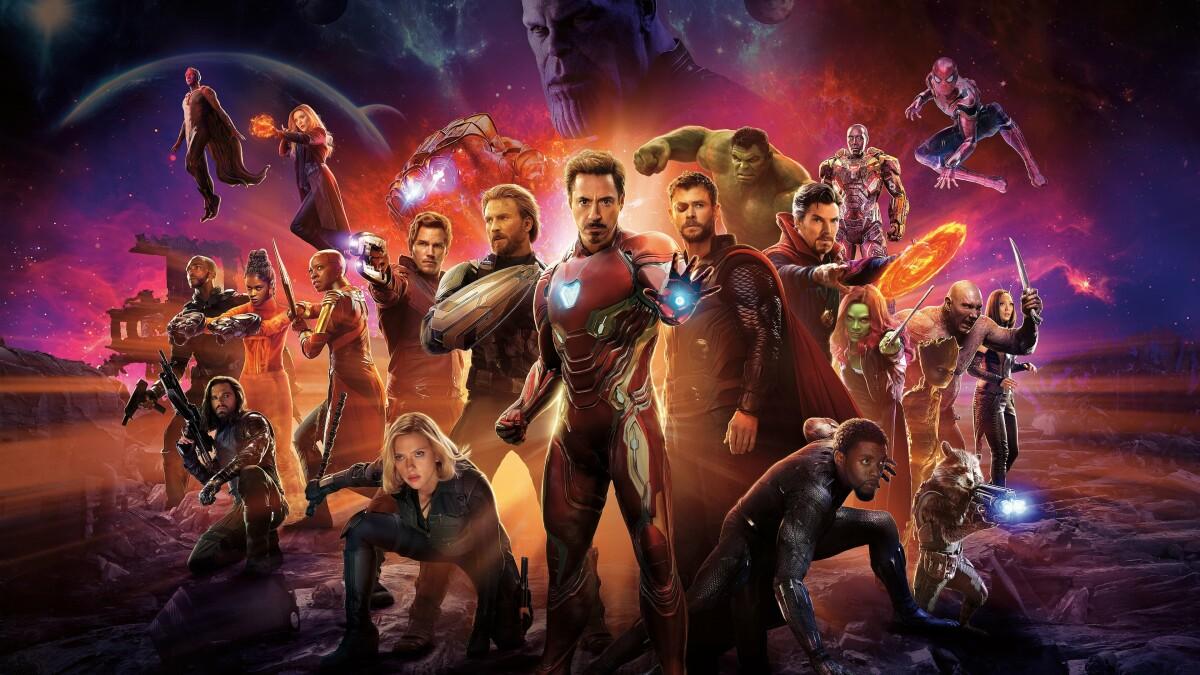 Marvel Filme Chronologisch Gucken