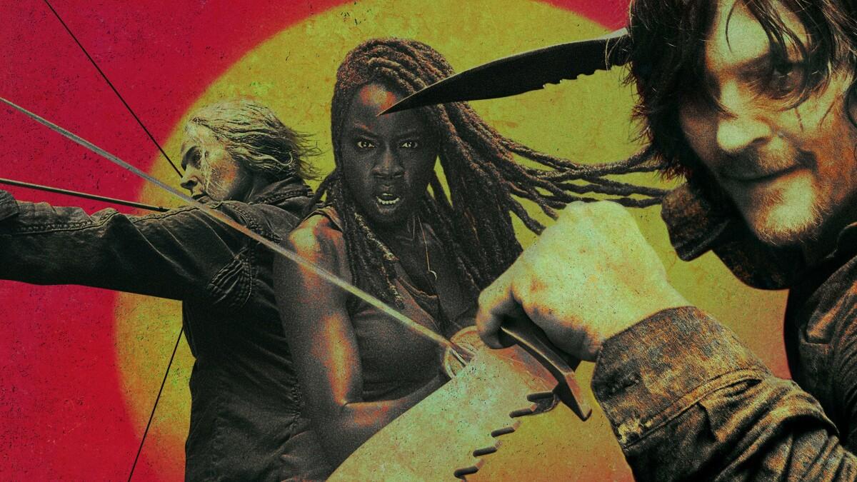 The Walking Dead Staffel 10 Stream Free