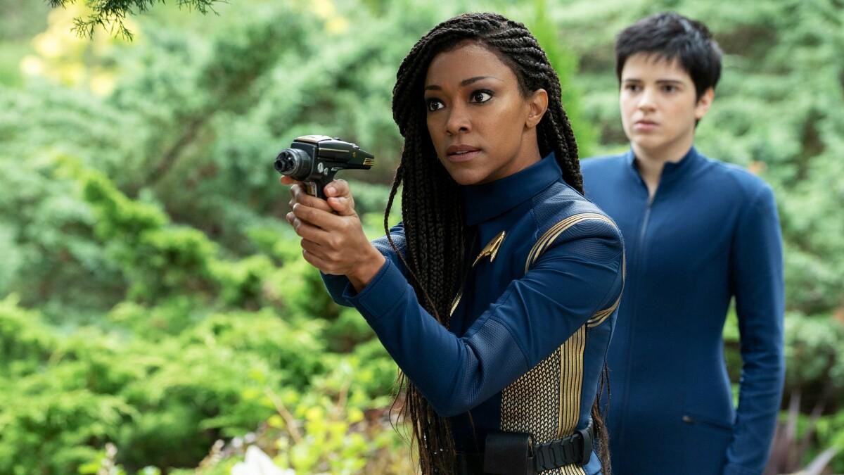 Star Trek Discovery 3 Staffel