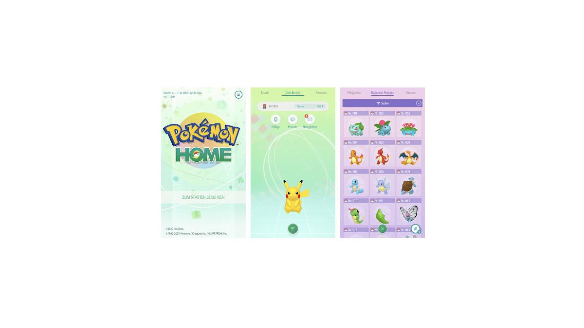 pokémon home  download  netzwelt