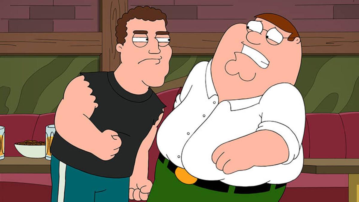 Family Guy Zeichentrickserie Lesbische Die besten