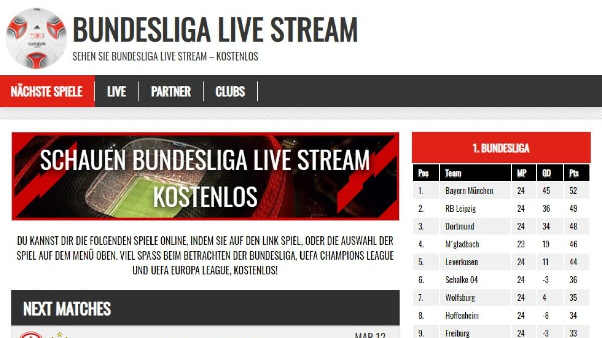 Bundesliga-Stream.Net