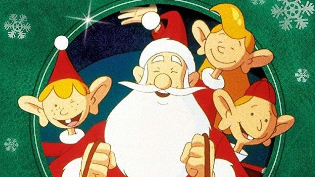 Weihnachtsmann Und Co Kg Serien