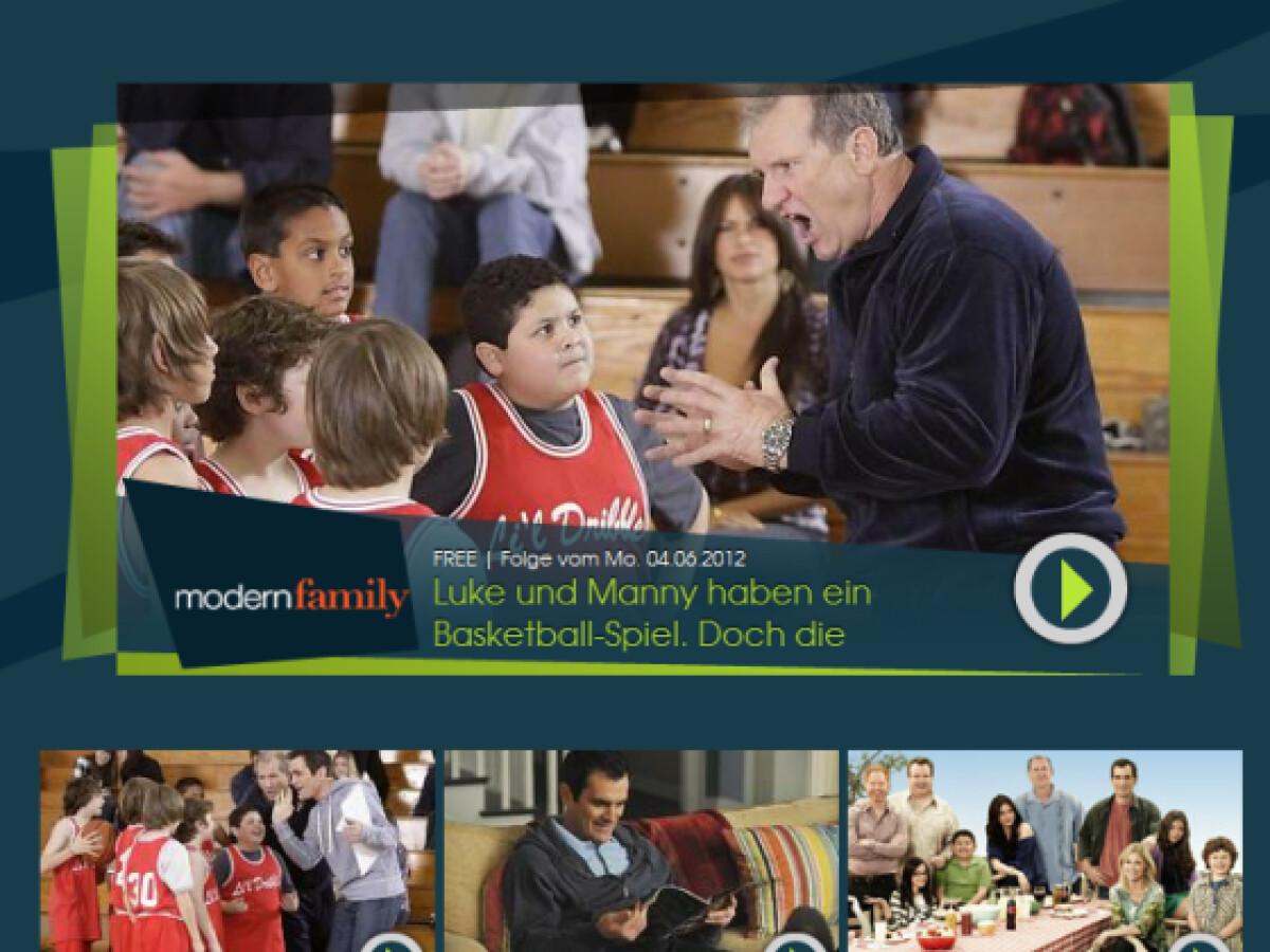 Modern Family Rtl Nitro Now
