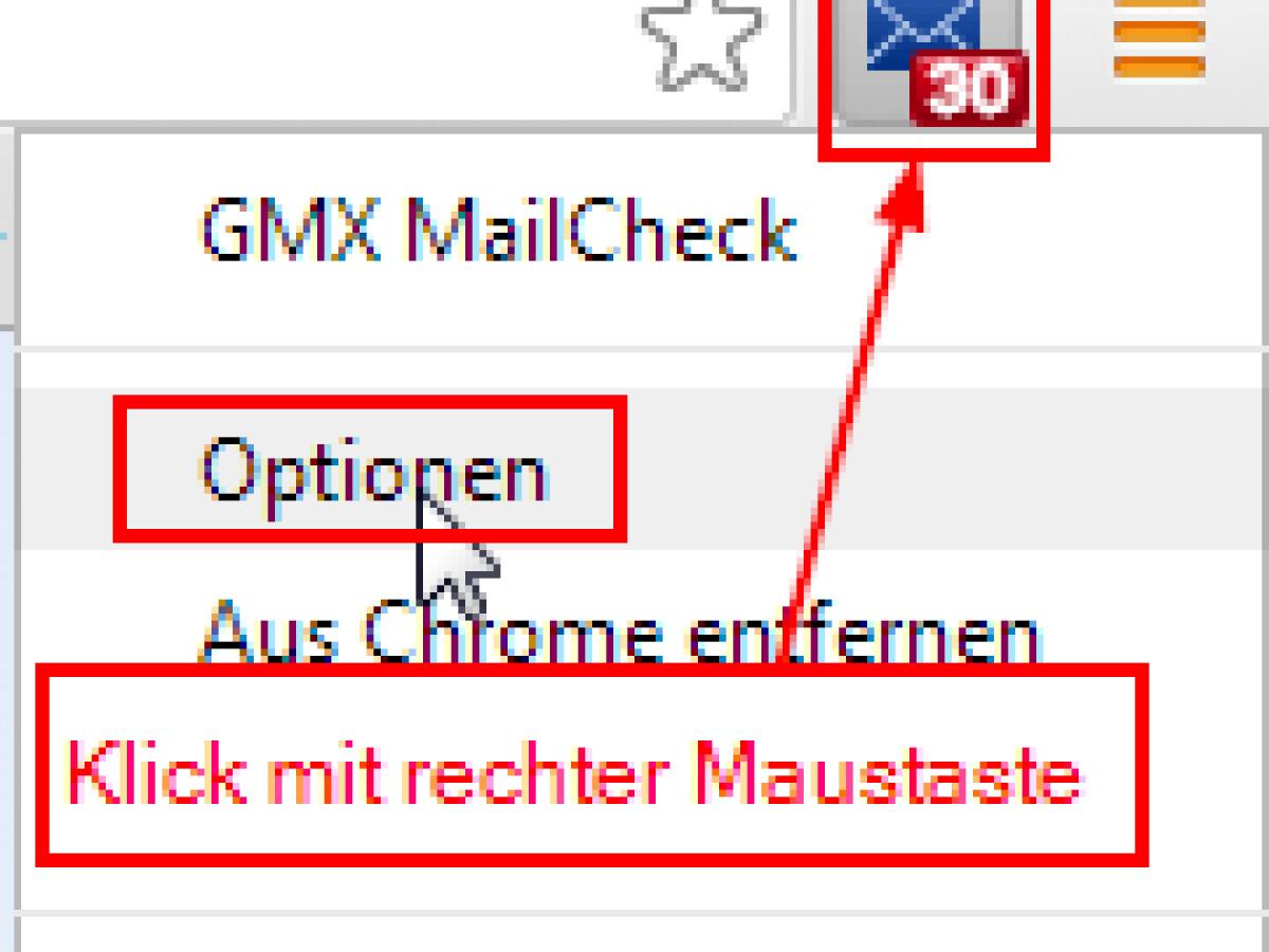 Gmx suchmaschine deaktivieren chrome