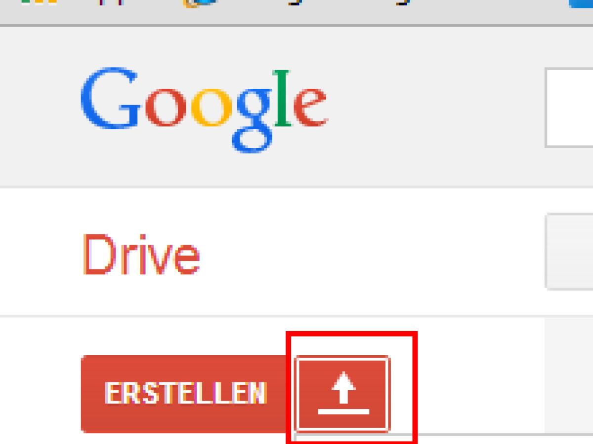 Google Fotos Ordner Hochladen