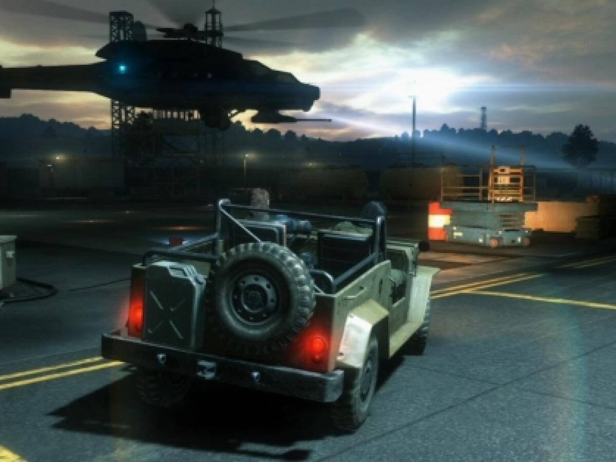 Metal Gear Solid 5 Schwierigkeitsgrad