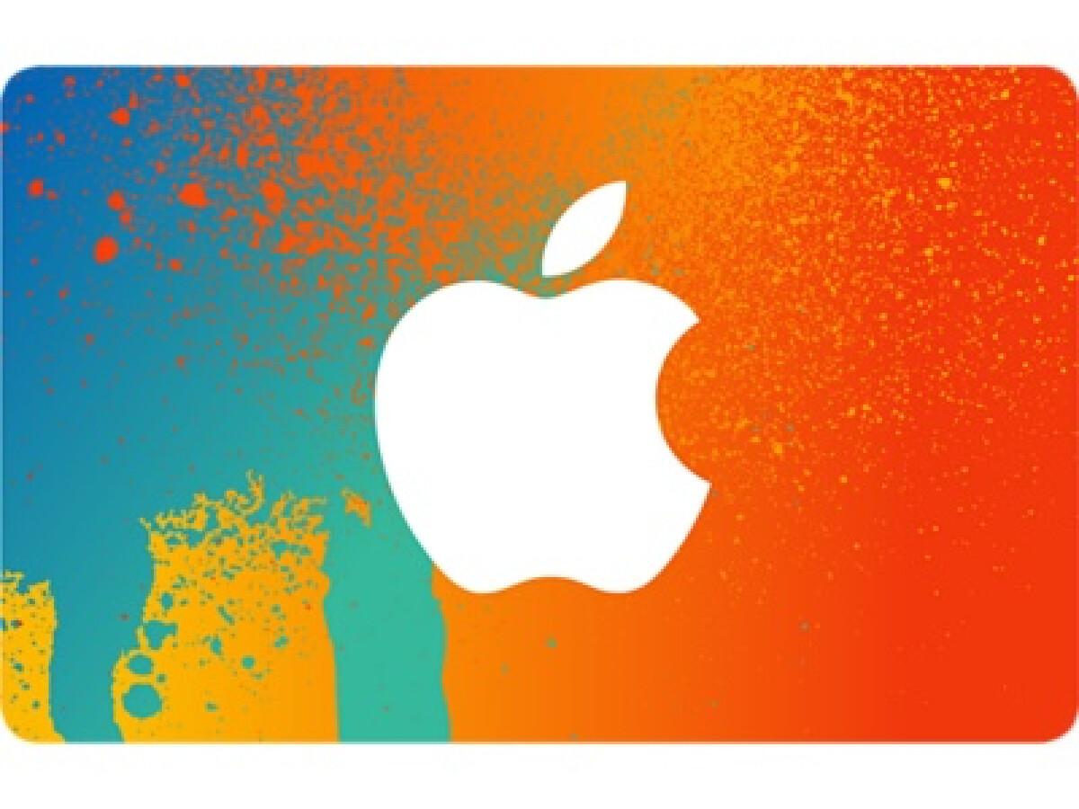 iTunes Guthaben günstiger kaufen: 15 Prozent Extraguthaben bei Media Markt