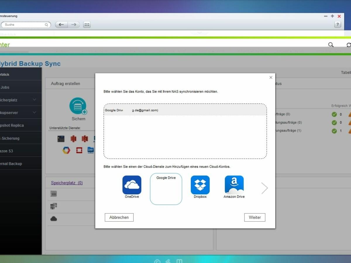 NAS: Sicherung in die Cloud | NETZWELT