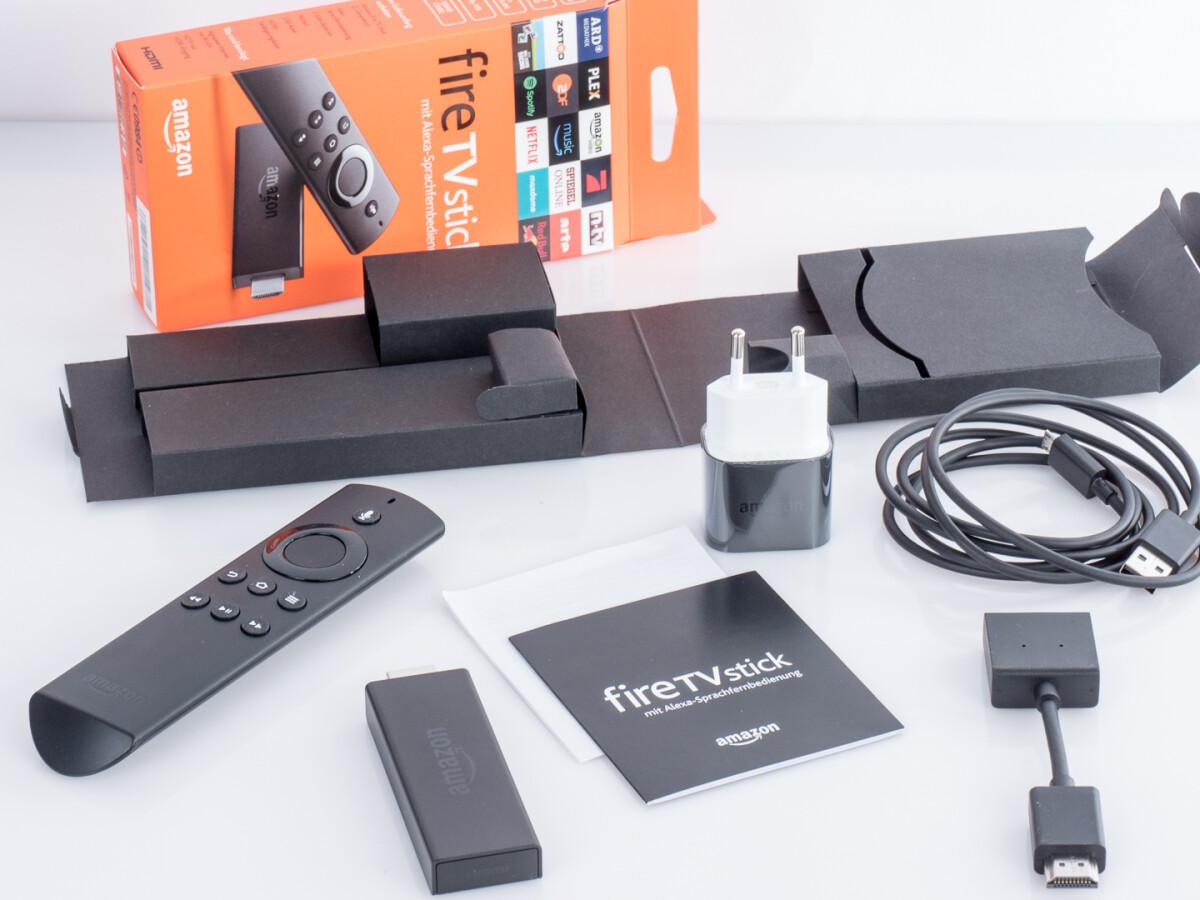 Amazon Fire Tv Usb Stick Anschließen