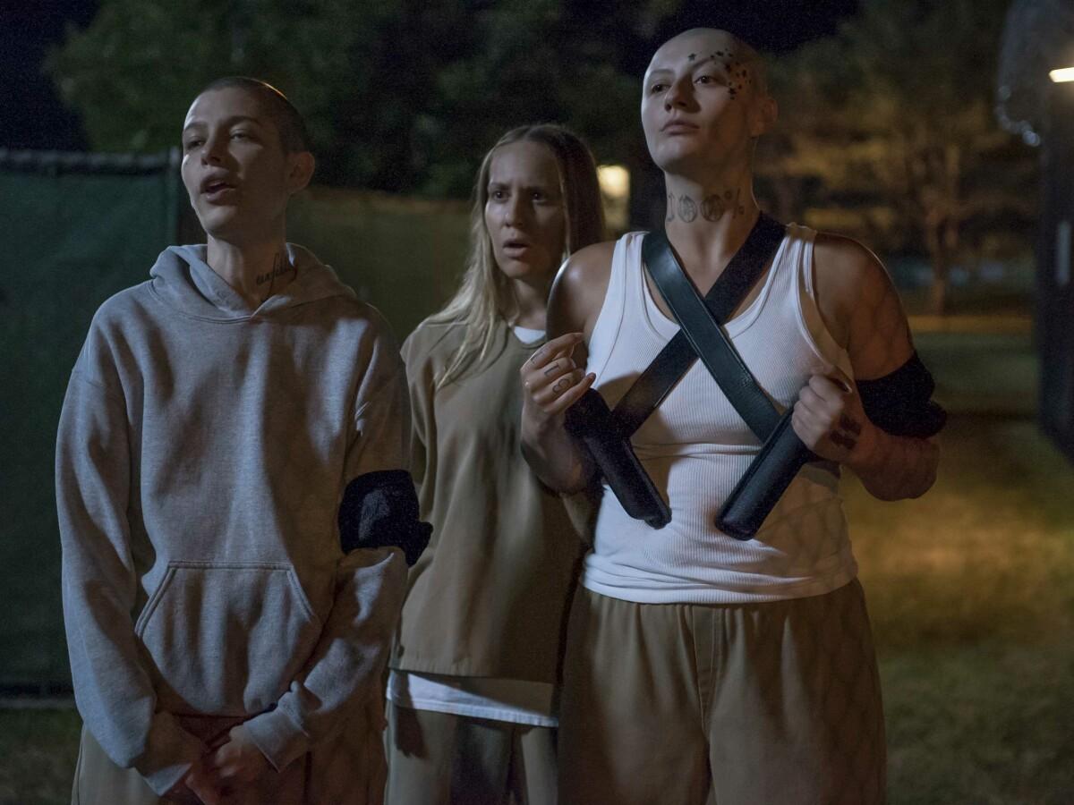 Orange Is The New Black Staffel 4