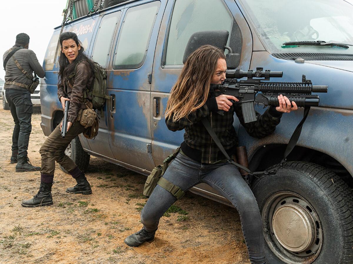 The Walking Dead Staffel 2 Folge 7
