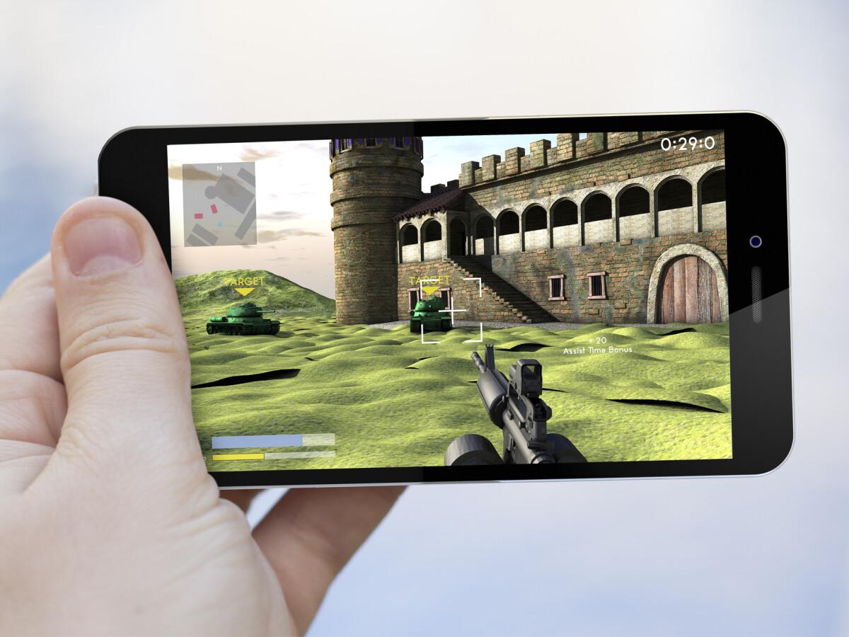 Handyspiele Kostenlos Android