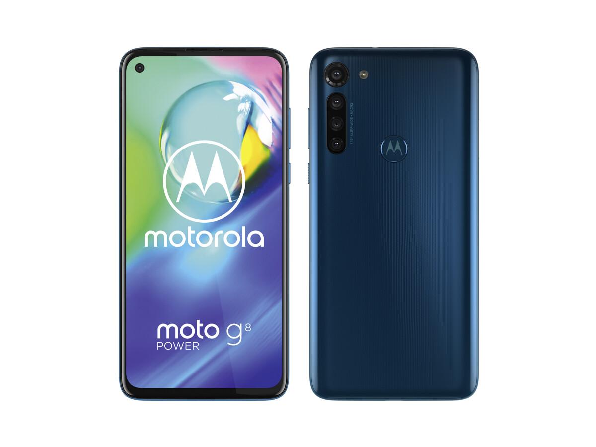 O Motorola Moto G8 Power, o Moto G8 e o Moto G Pro, bem como o Galaxy A70 da Samsung, todos têm Android 11.