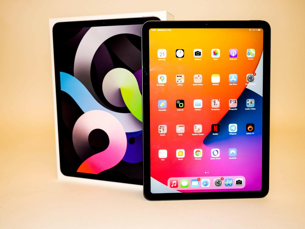 iPad Pro 2021 mit Mini-LED-Display: Beim 5G-Modul springt ...