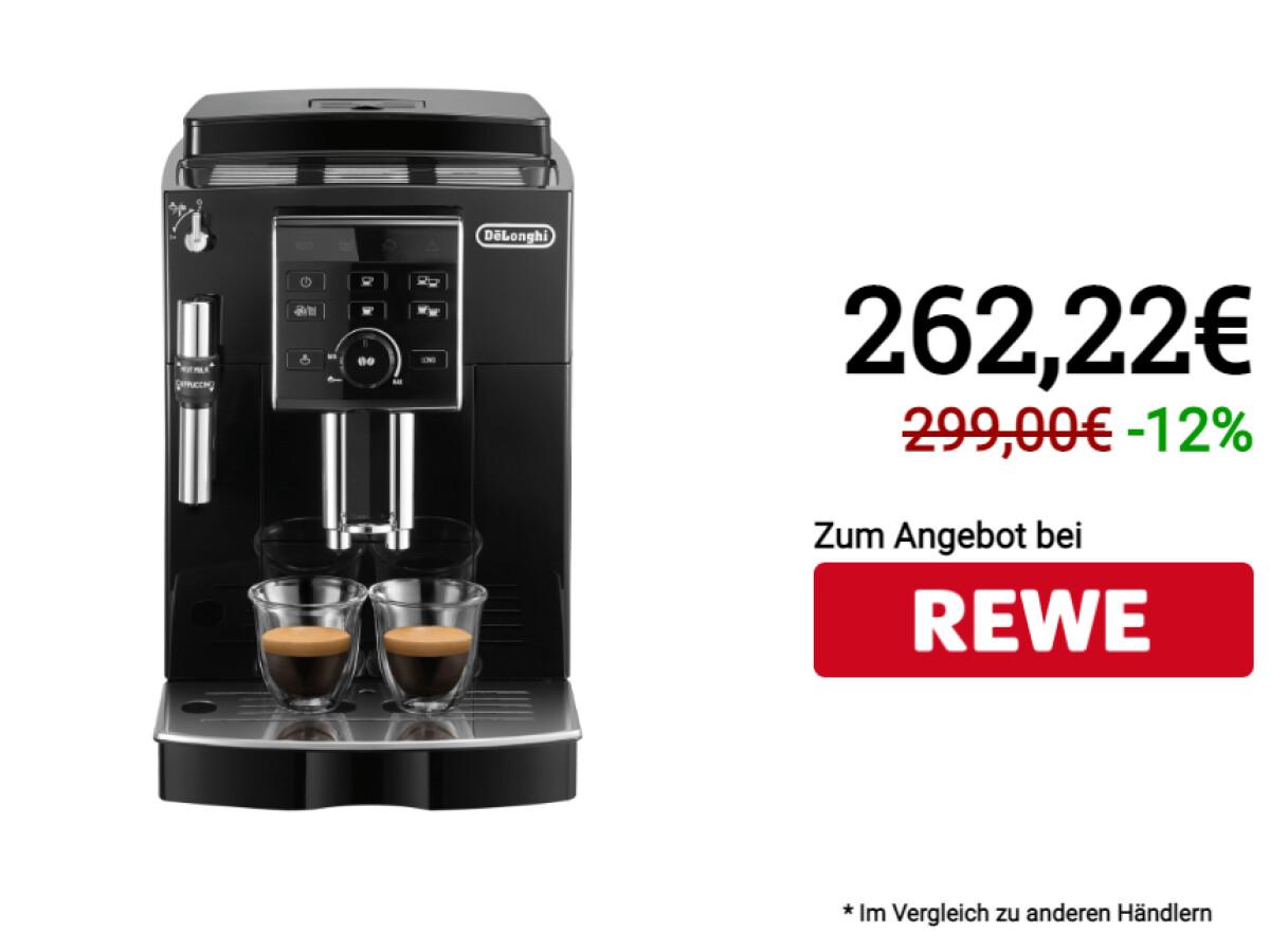 Rewe Kaffeevollautomat