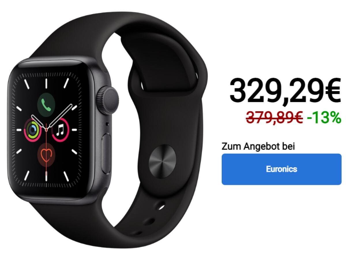 Apple Watch 5 Das Ist Der Cyber Monday Bestpreis Zum Black Friday Preis Netzwelt