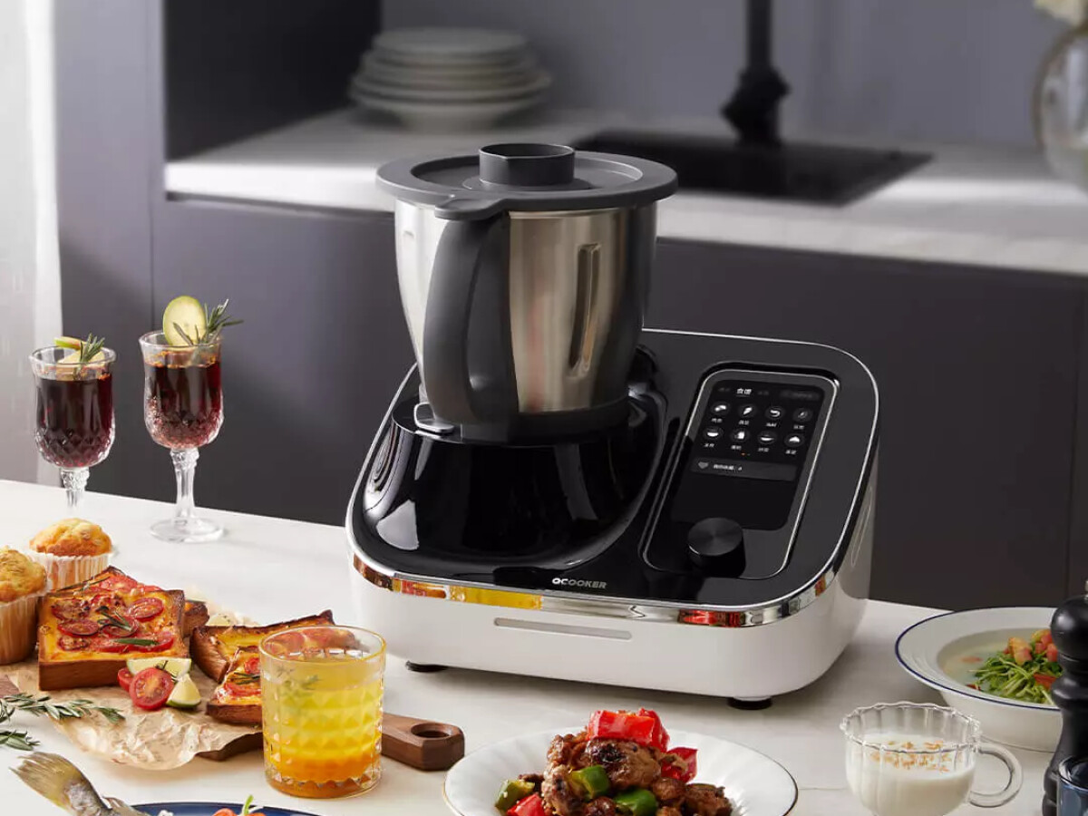 Will soon be found in many Chinese households: the OCooker.
