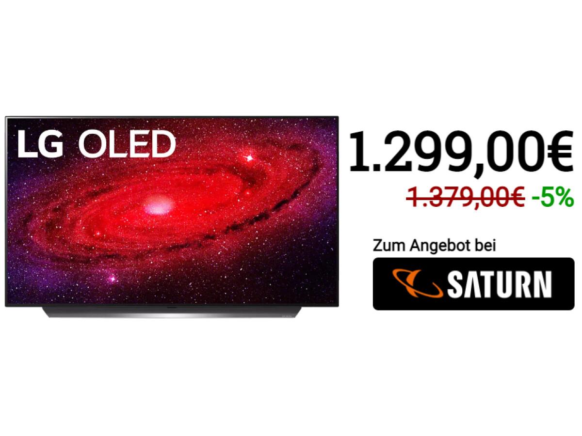 LG OLED48CX9LB | TV OLED | 48 jul