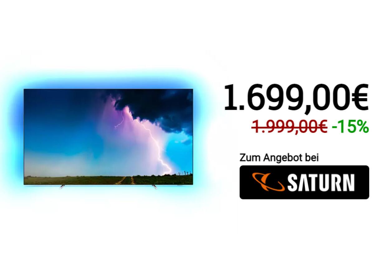 Philips 65 OLED 754/12 | TV OLED | 65 zol