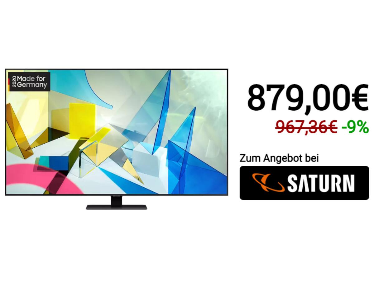 Samsung GQ49Q80T | QLED TV | 49 polegadas