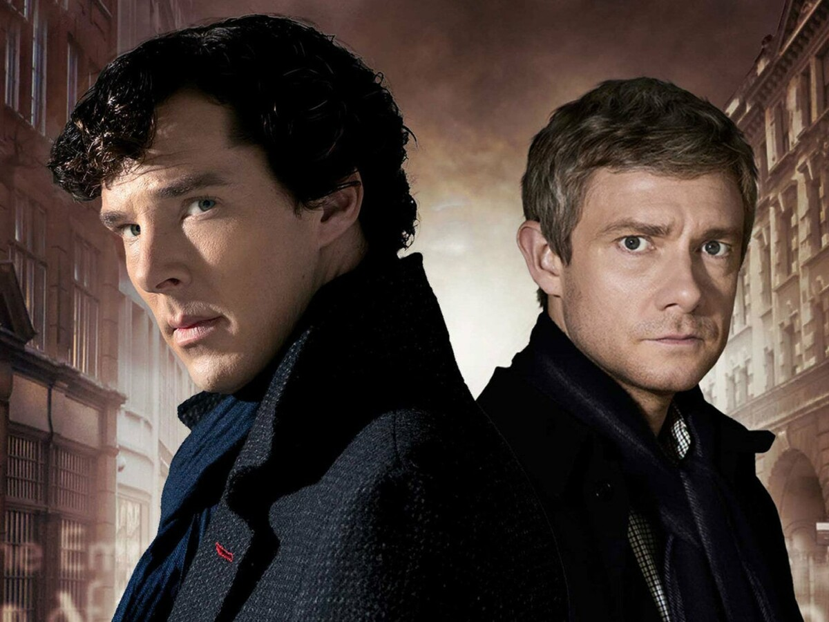 Benedict Cumberbatch Serie