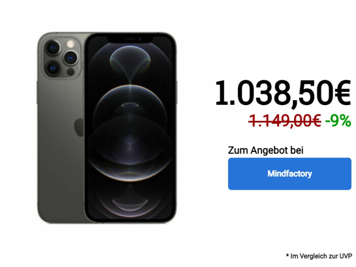 Apple iPhone 12 Pro |  128 gigabytes of memory