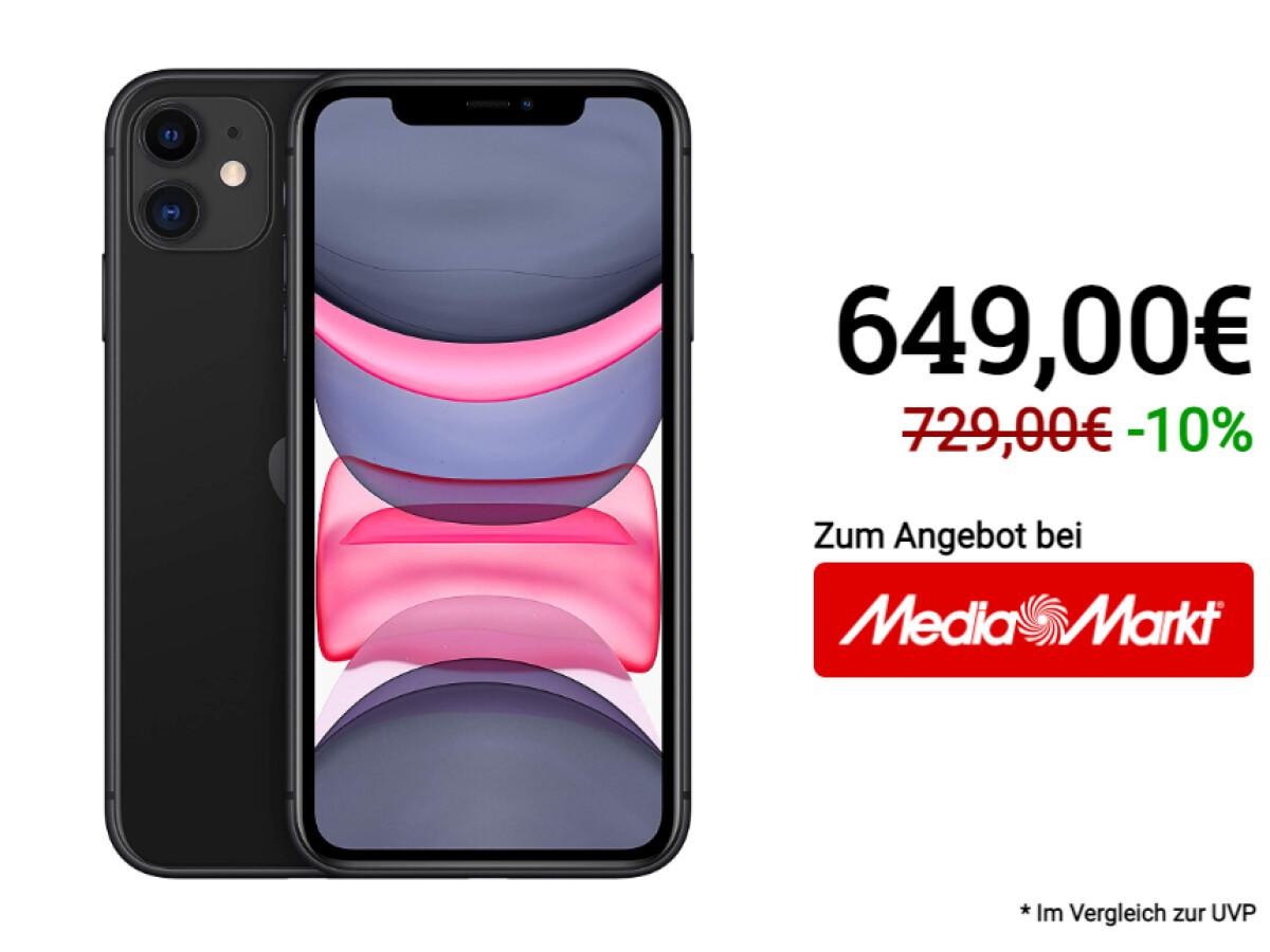 Apple iPhone 11 |  128 gigabytes of memory